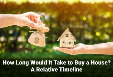 how long it take to buy a house